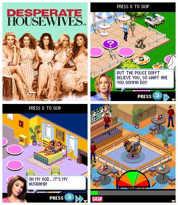игры домохозяек комикс